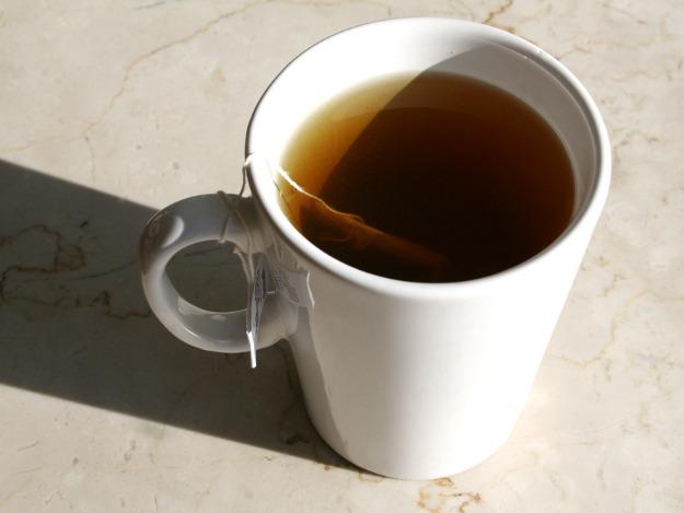 Richtig tee kochen