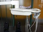 Zahnarztbehandlungsstuhl