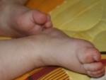 gesunde Beine und Füße