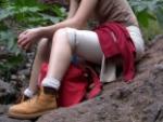 Gutes Schuhwerk beim Wandern
