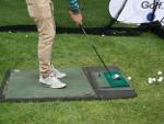 Golfabschlag