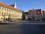 Marktplatz von Memmingen