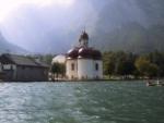 Königssee und St. Bartholomä