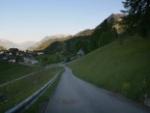 Amerlügen bei Frastanz in Vorarlberg
