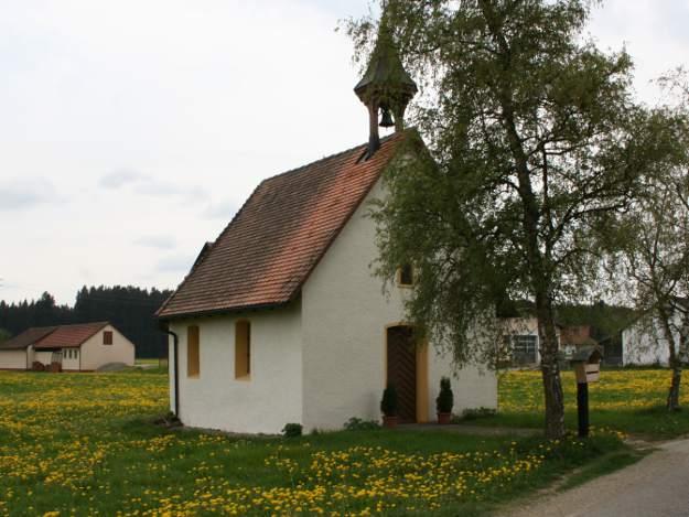 Kapelle in Riedlings bei Leutkirch