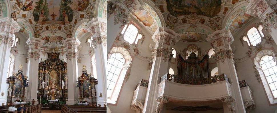 wallfahrtskirche steinhausen die sch nste dorfkirche der welt. Black Bedroom Furniture Sets. Home Design Ideas