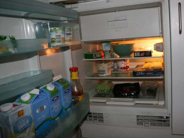 Kühlschrank Q : Die richtige ordnung im kühlschrank