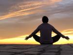 Yogaübung Chin Mudra