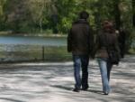 Spaziergang an der frischen Luft