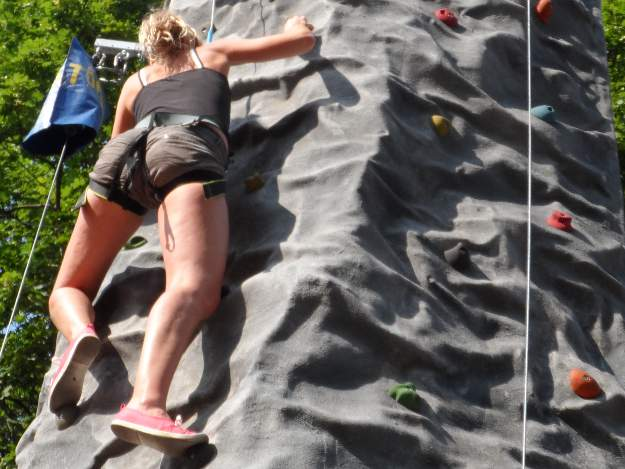 Klettergurt Englisch : Bouldern u2013 klettern mit technik