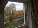 gekipptes Fenster