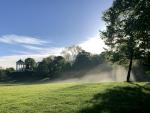 Morgenidylle im Englischen Garten
